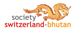 society switzerland-bhutan logo